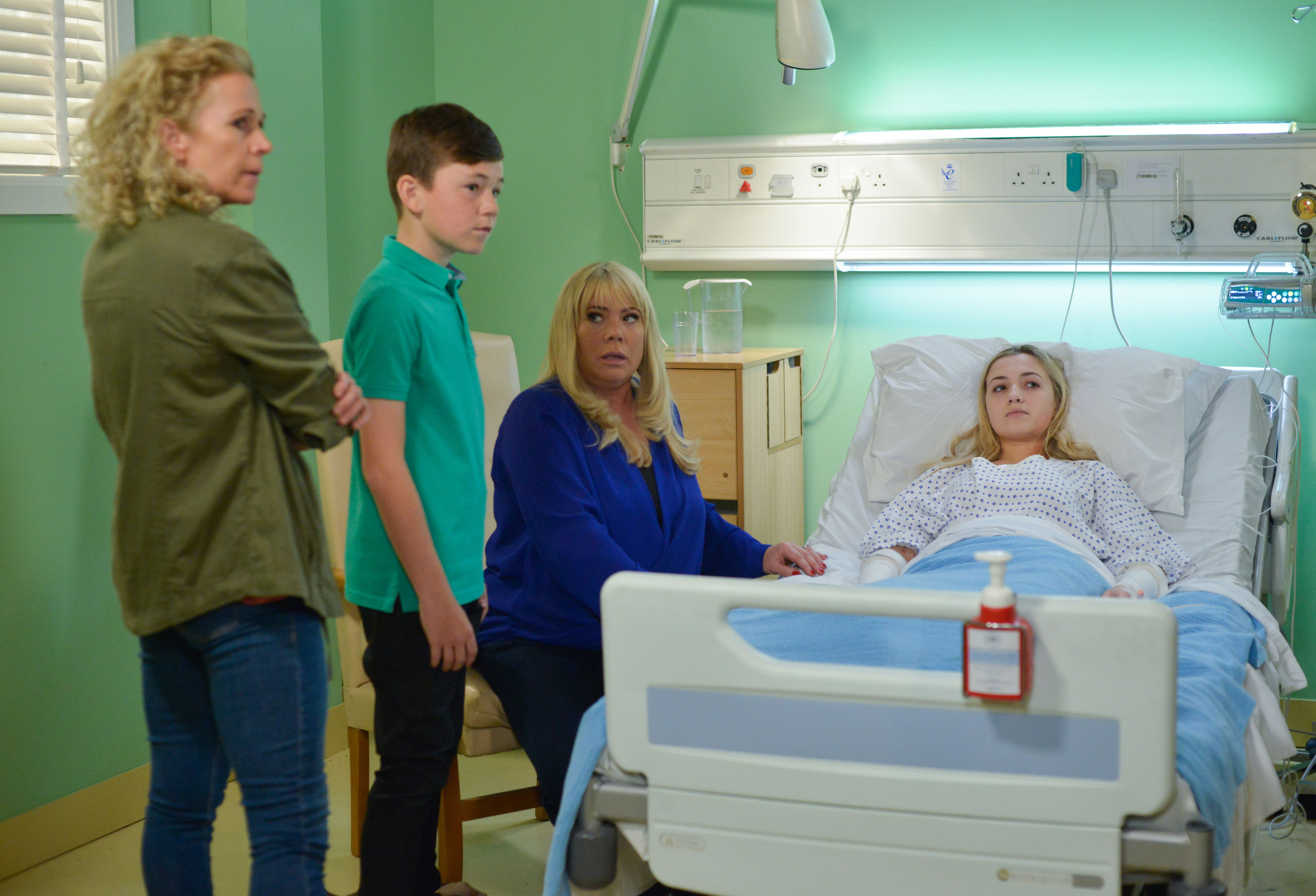 EastEnders spoilers: Tilly Keeper reveals Louise Mitchell and Lisa Fowler's future