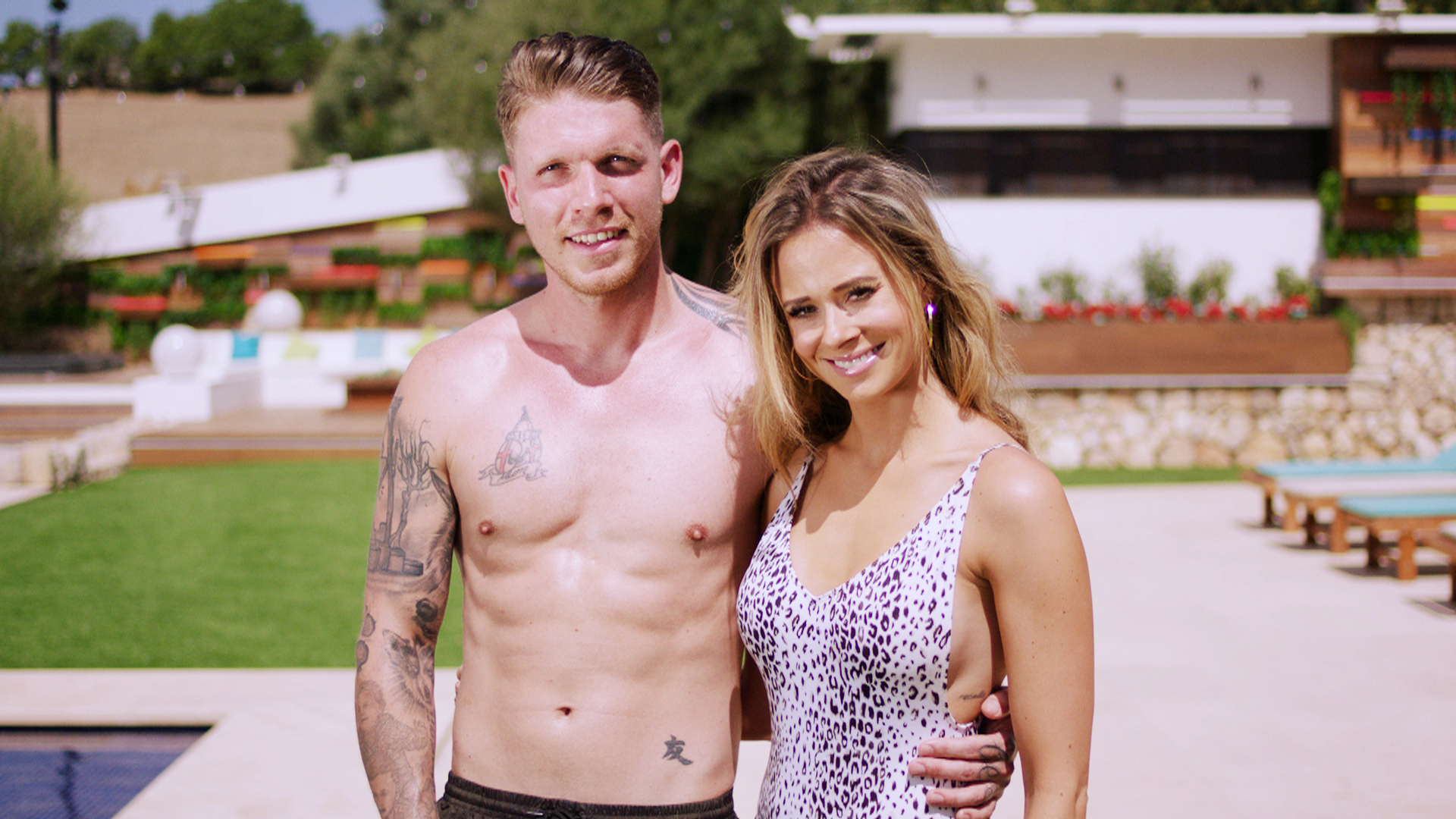 Love Island wedding bells? Craig Lawson admits he would propose to co-star Camilla Thurlow