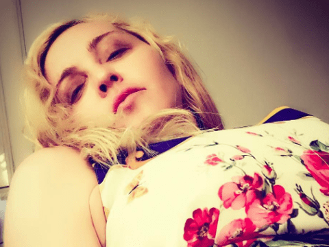 Madonna calls herself 'chubby' in bizarre Instagram post