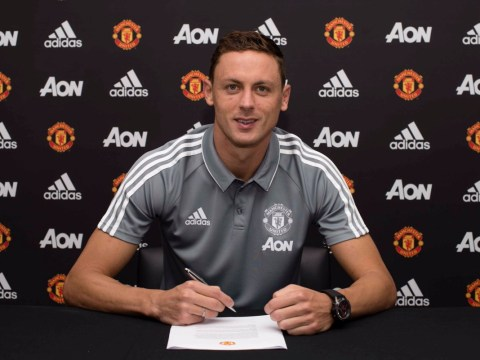 Nemanja Matic believes Manchester United are poised to challenge for the Premier League title