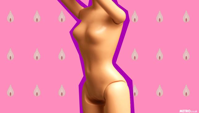 barbie vagina