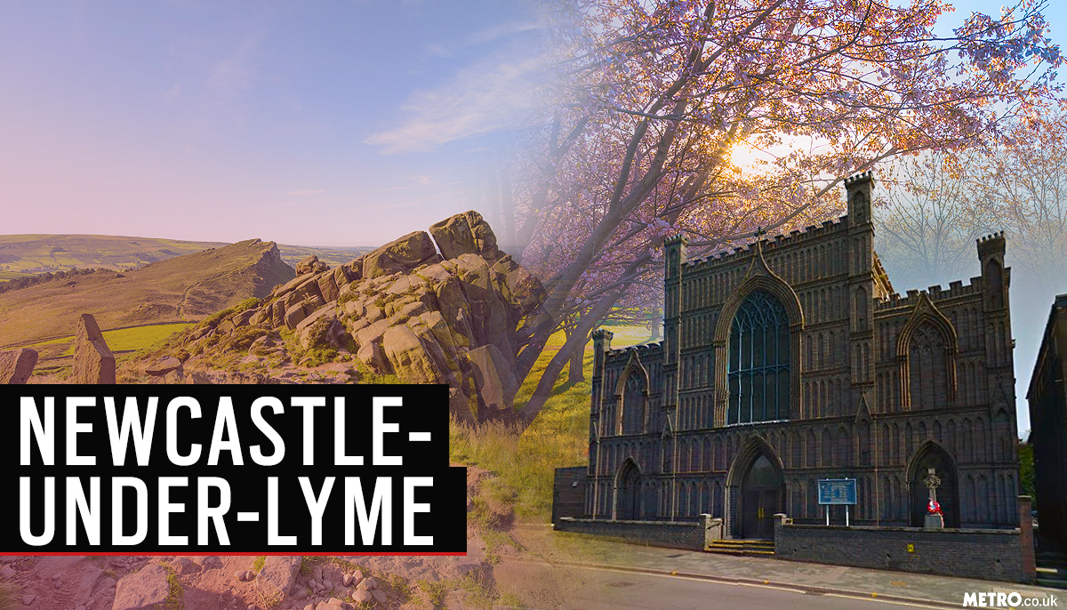 Why Newcastle-Under-Lyme is a great place to live