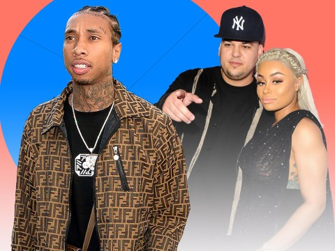 Tyga doesn't want to get involved in the Rob Kardashian and Blac Chyna spat – he just wants to release some new music