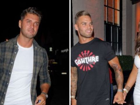 Jess and Dom ran into 'Muggy Mike' at Love Island reunion – and they ended up bonding