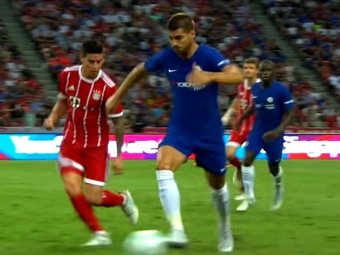 Four moments from Alvaro Morata's 27-minute cameo to get Chelsea fans hyped