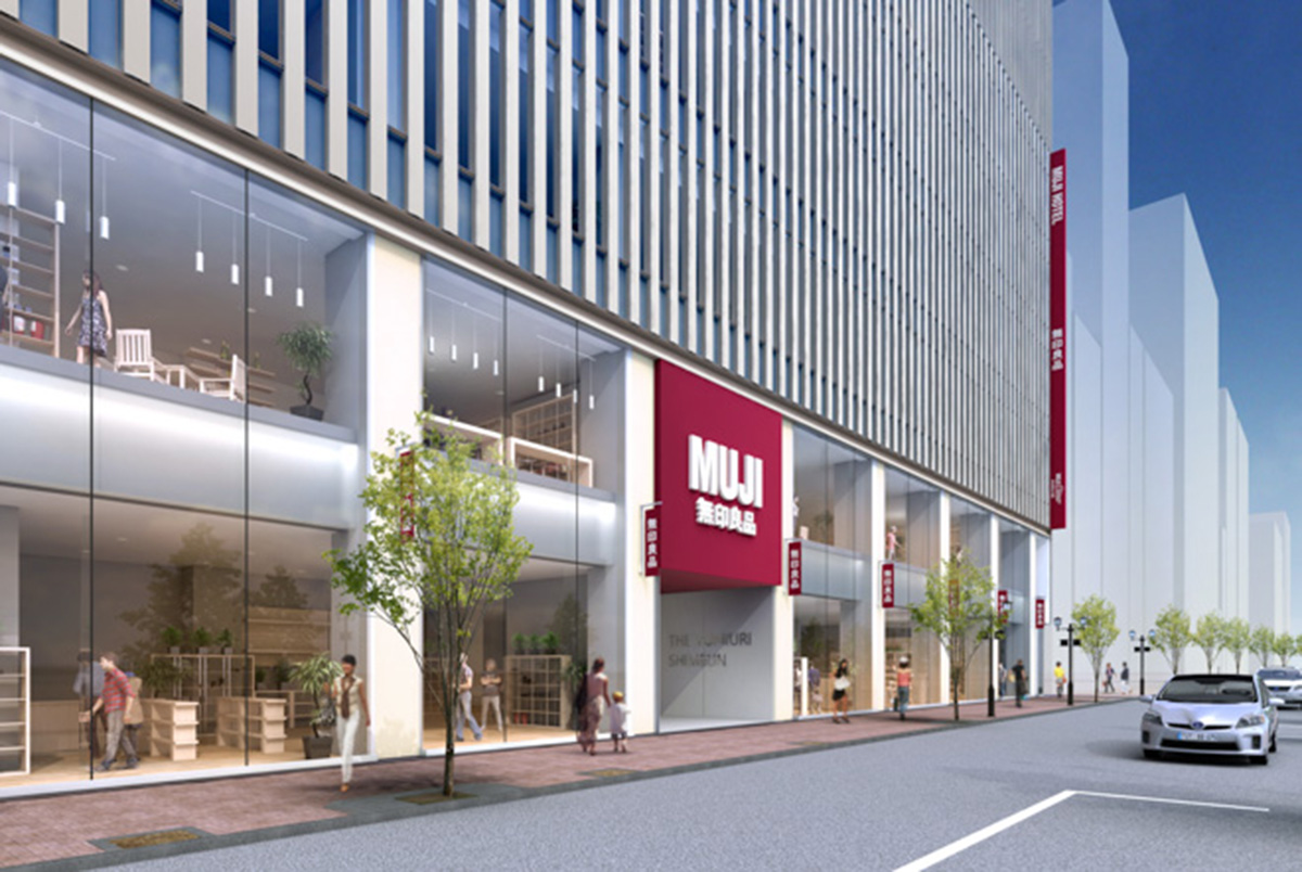 Muji is opening its first hotels