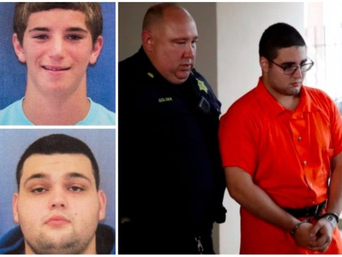 Man confesses to murdering 4 young men as police find human remains in 12.5ft grave