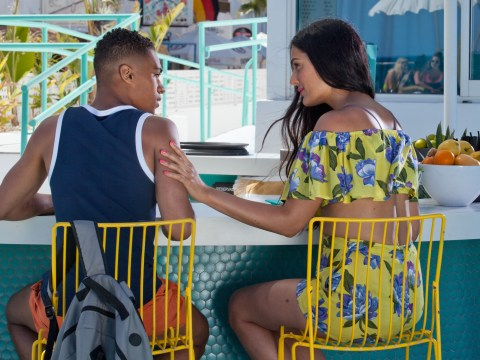 Hollyoaks spoilers: Is it all over for secret lovers Neeta and Hunter?