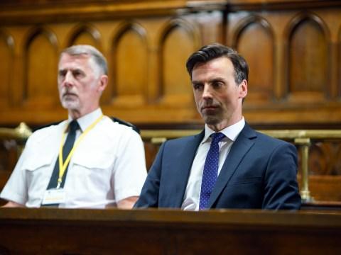 Emmerdale spoilers: Zoe Henry reveals how Rhona will react if rapist Pierce is found not guilty