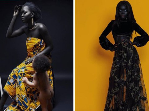 'My black is flawless': The South Sudanese model taking Instagram by storm
