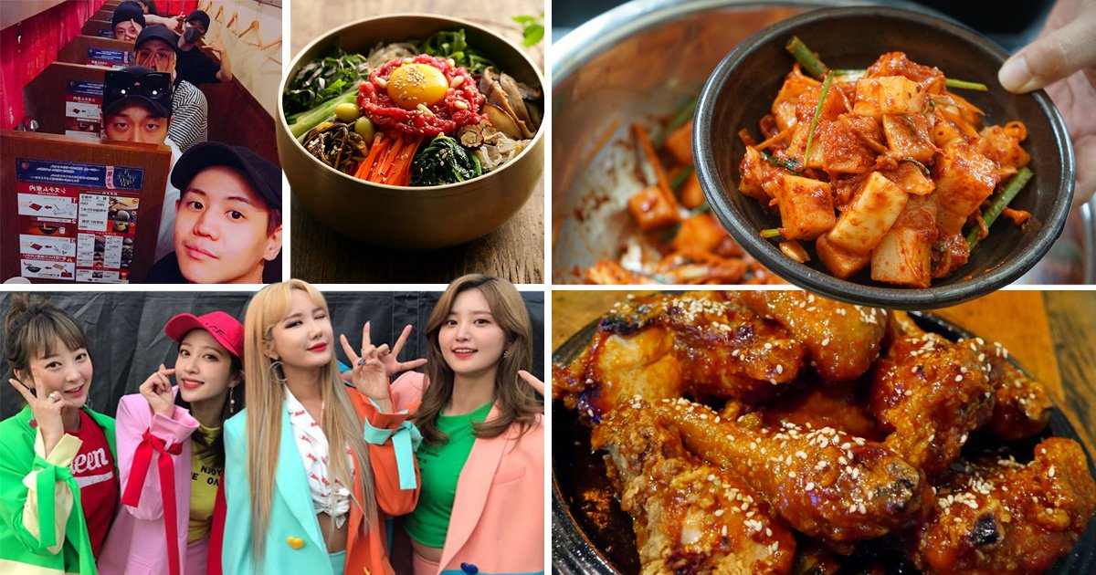 Where to enjoy Korean food and music in London