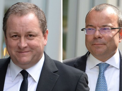 Sports Direct's Mike Ashley tells judge: 'I'm a power drinker. I like to get drunk'