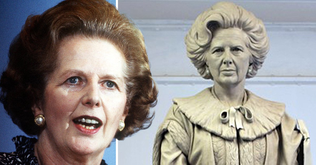Plans for Margaret Thatcher statue outside Parliament blocked in case it's vandalised