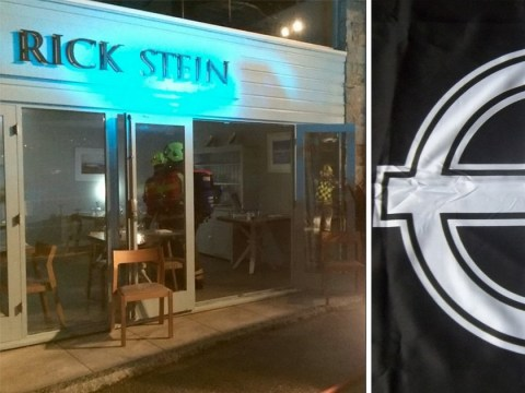 Cornish terror group 'burned Rick Stein's restaurant and has first suicide bomber'