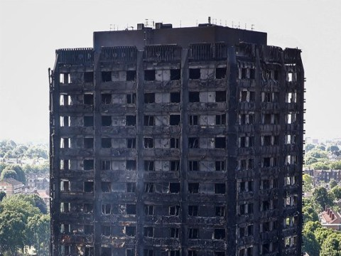 Around 255 people escaped Grenfell Tower fire, police say