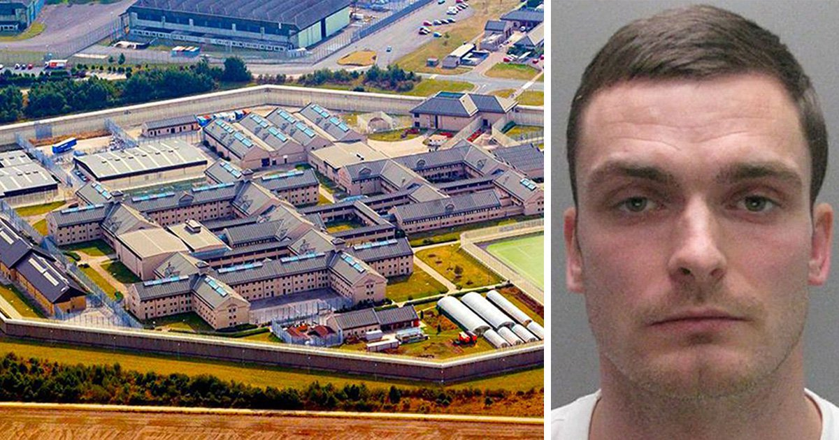 Adam Johnson 'demands prison transfer after gang threaten to slit his throat'