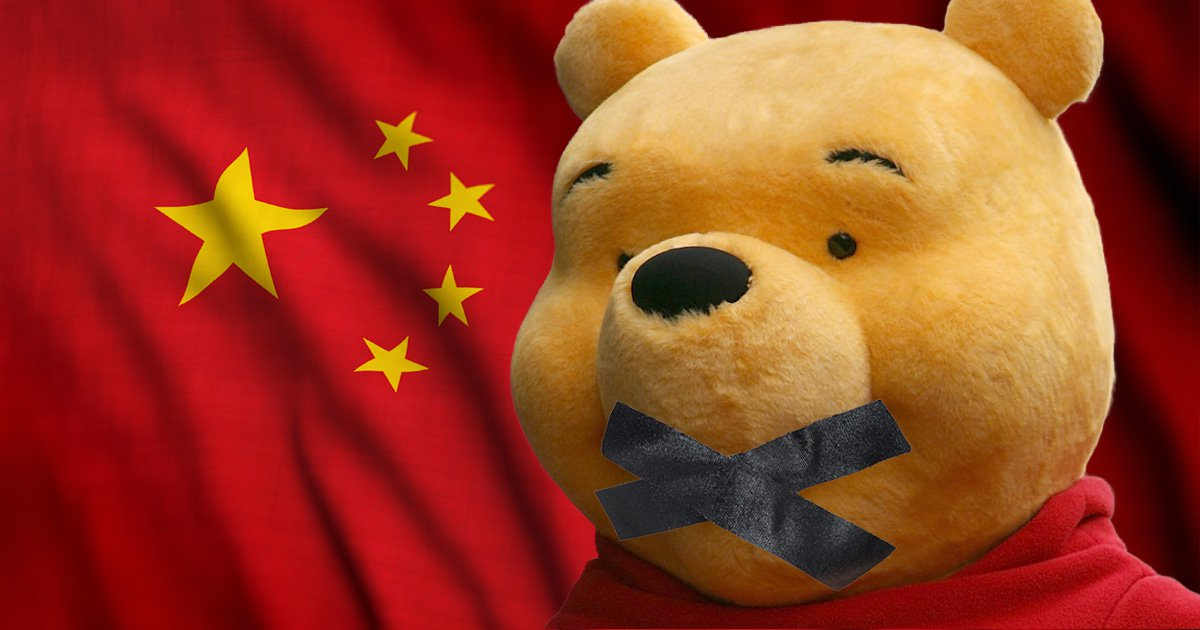 China bans all mention of Winnie the Pooh on social media