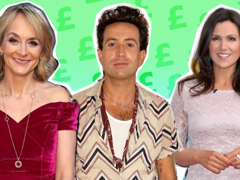 How much do Susanna Reid, Nick Grimshaw and Louise Minchin get paid?