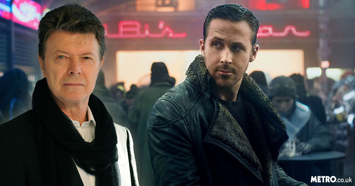 Blade Runner 2049 director reveals David Bowie was meant to star in the film