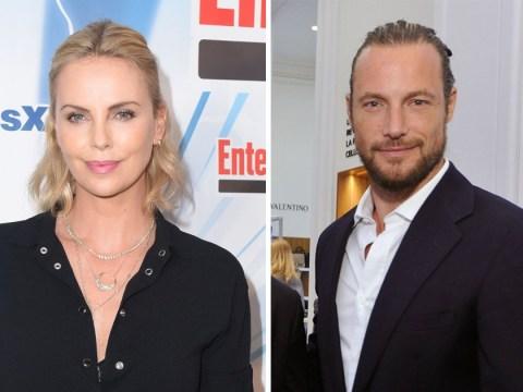 Charlize Theron denies dating Halle Berry and Kim Kardashian's ex Gabriel Aubry
