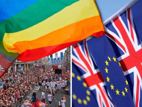 Around 60% of Brexit voters think gay sex is unnatural