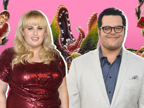 Rebel Wilson to star in Little Shop of Horrors with Josh Gad