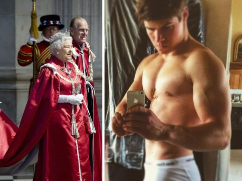 We thought you should know the Queen's pageboy looks like this now