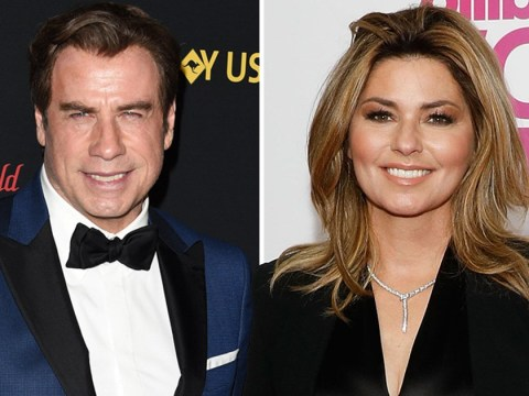 Shania Twain to 'star alongside John Travolta' in new film about racing drivers