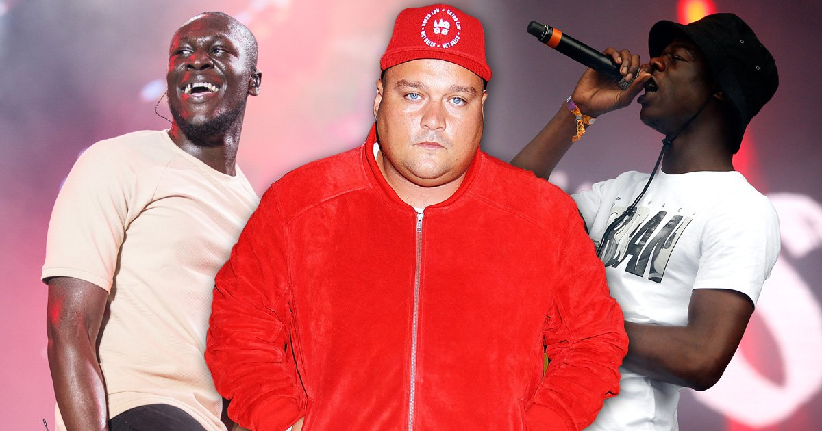 Charlie Sloth could 'never pick' between Mercury Music Prize nominees Stormzy and J Hus