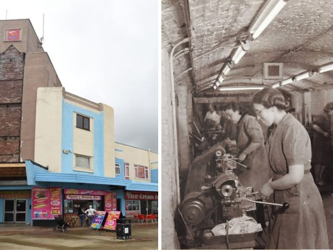 Secret WW2 weapons bunker hidden under amusement arcade opens to public