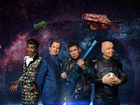 Red Dwarf reveal mysterious episode titles as series 12 readies for landing