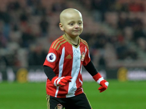 Petition calls for Sunderland to rename stand after Bradley Lowery