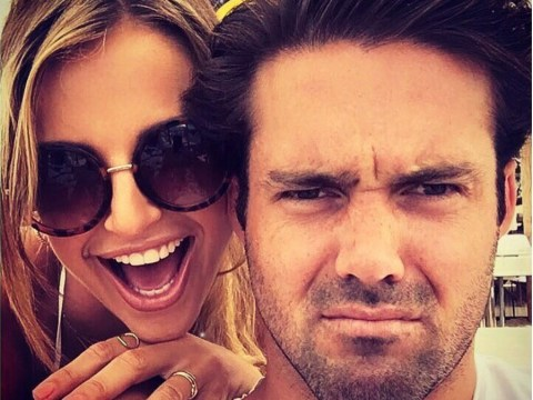 Spencer Matthews gets serious with girlfriend Vogue Williams as they move in together