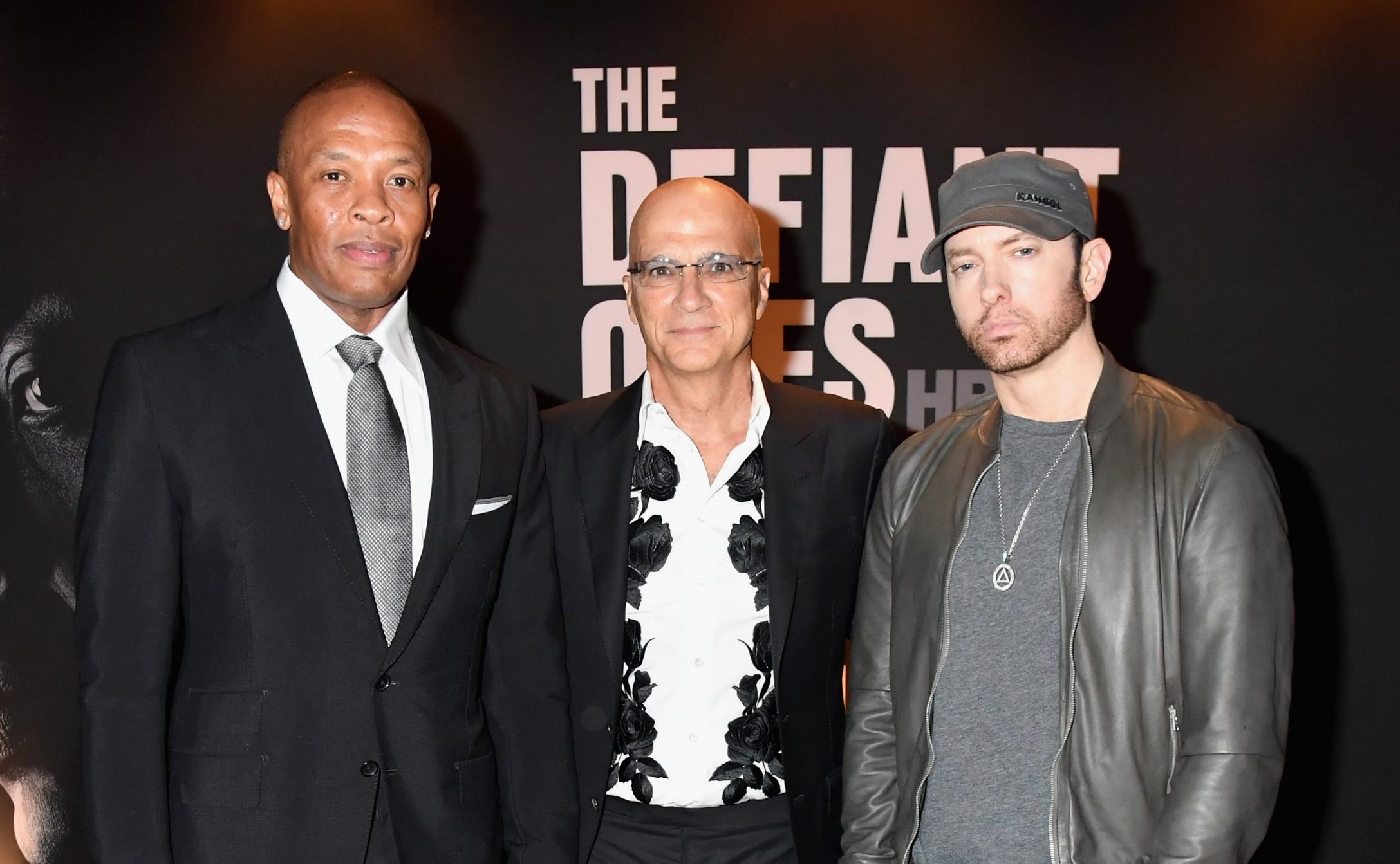 Eminem and Dr Dre on first meeting: 'We wrote My Name Is within seconds'