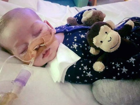 Charlie Gard to be buried with his toy monkeys, family reveals