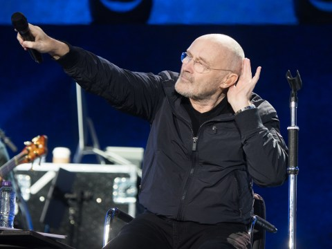 Phil Collins hands baton to 16-year-old son who performs faultless rendition of In The Air Tonight to BST crowd