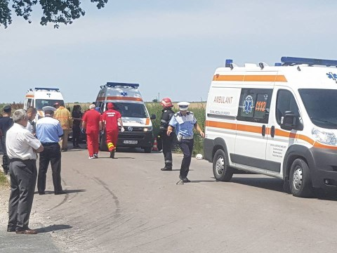 British tourist dies and three others injured after car hits cyclists in Romania