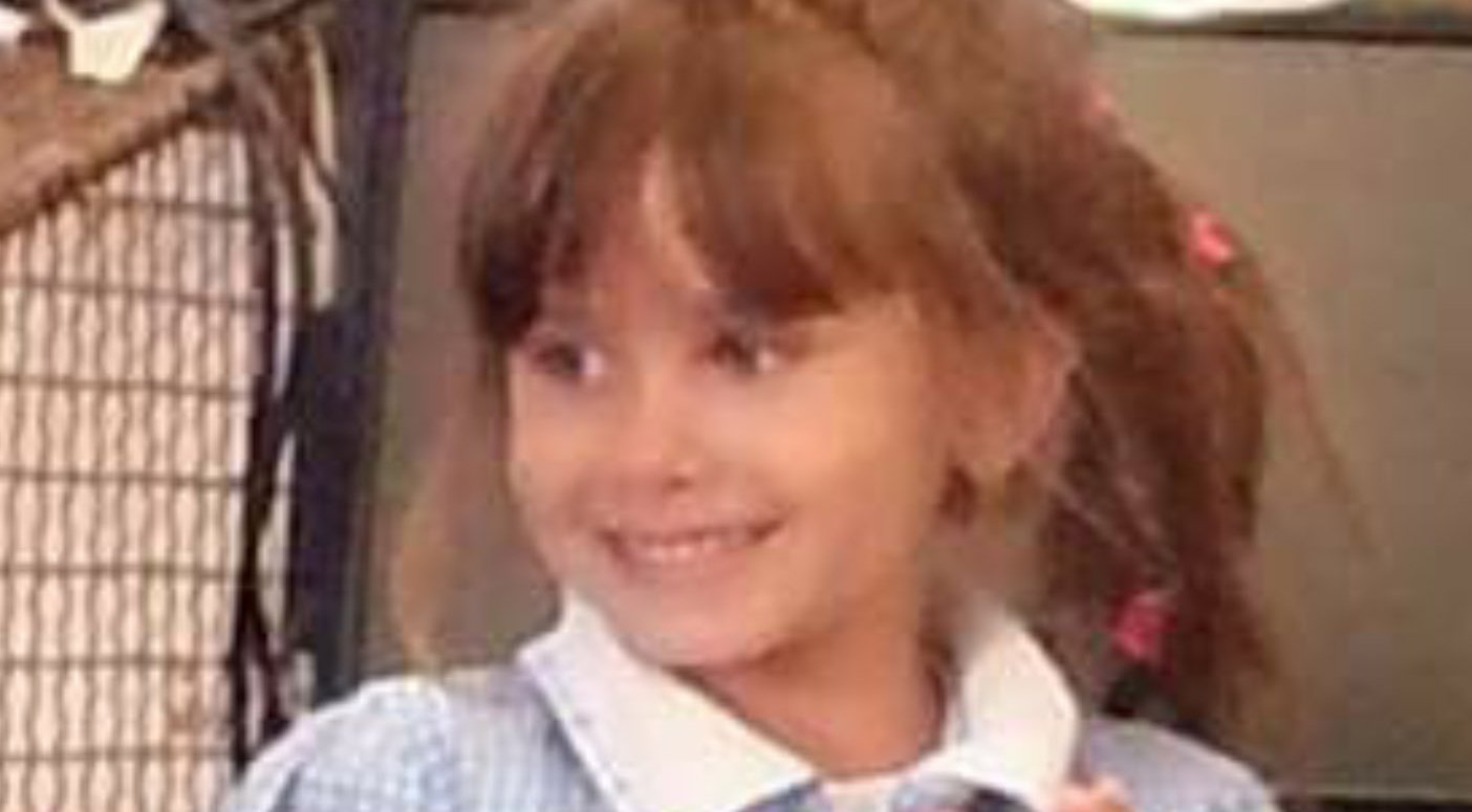 Teenage girl may have killed Katie Rough, 7, to 'see if she was robot'
