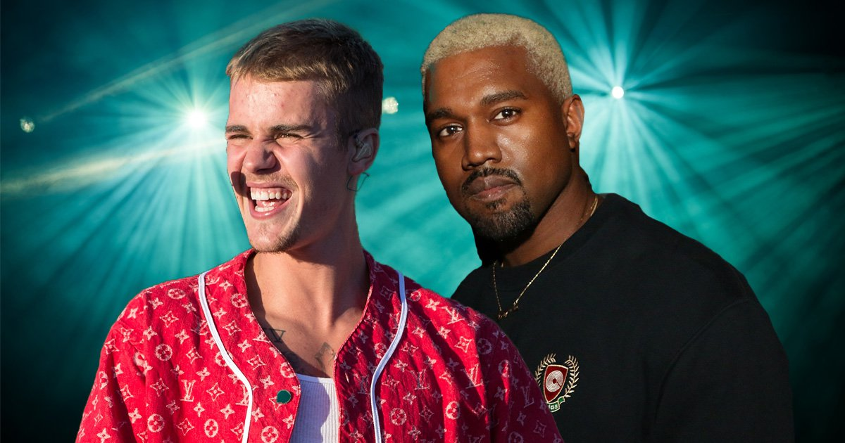 fa90c0978 Kanye West  doesn t care what people think and asks Justin Bieber to work  on his new album