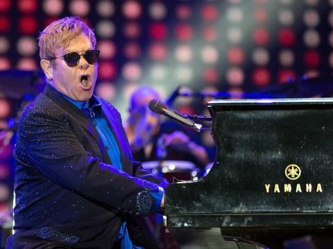 Sir Elton John calls the music industry 'destructive' after Chester Bennington and Chris Cornell suicides