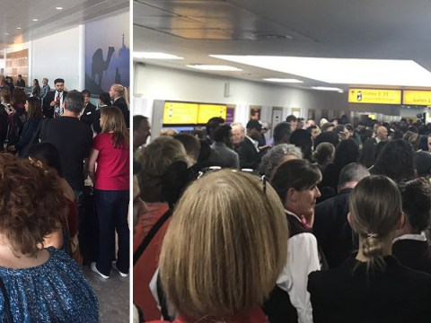 Heathrow Terminal 3 evacuated 'as a matter of urgency' after fire alarms sounded