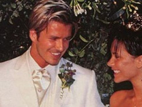 David and Victoria Beckham mark 18th anniversary with cute throwbacks to their early days as a couple