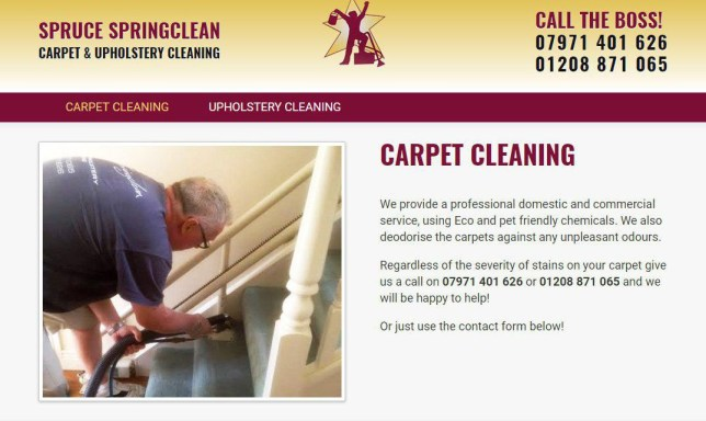 Spruce Springclean beats Surelock Holmes to be crowned best business