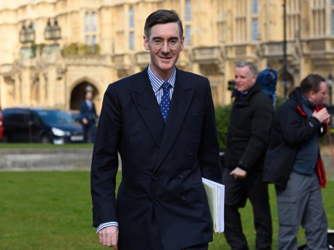Jacob Rees-Mogg backs Theresa May after Tory leadership bid speculation