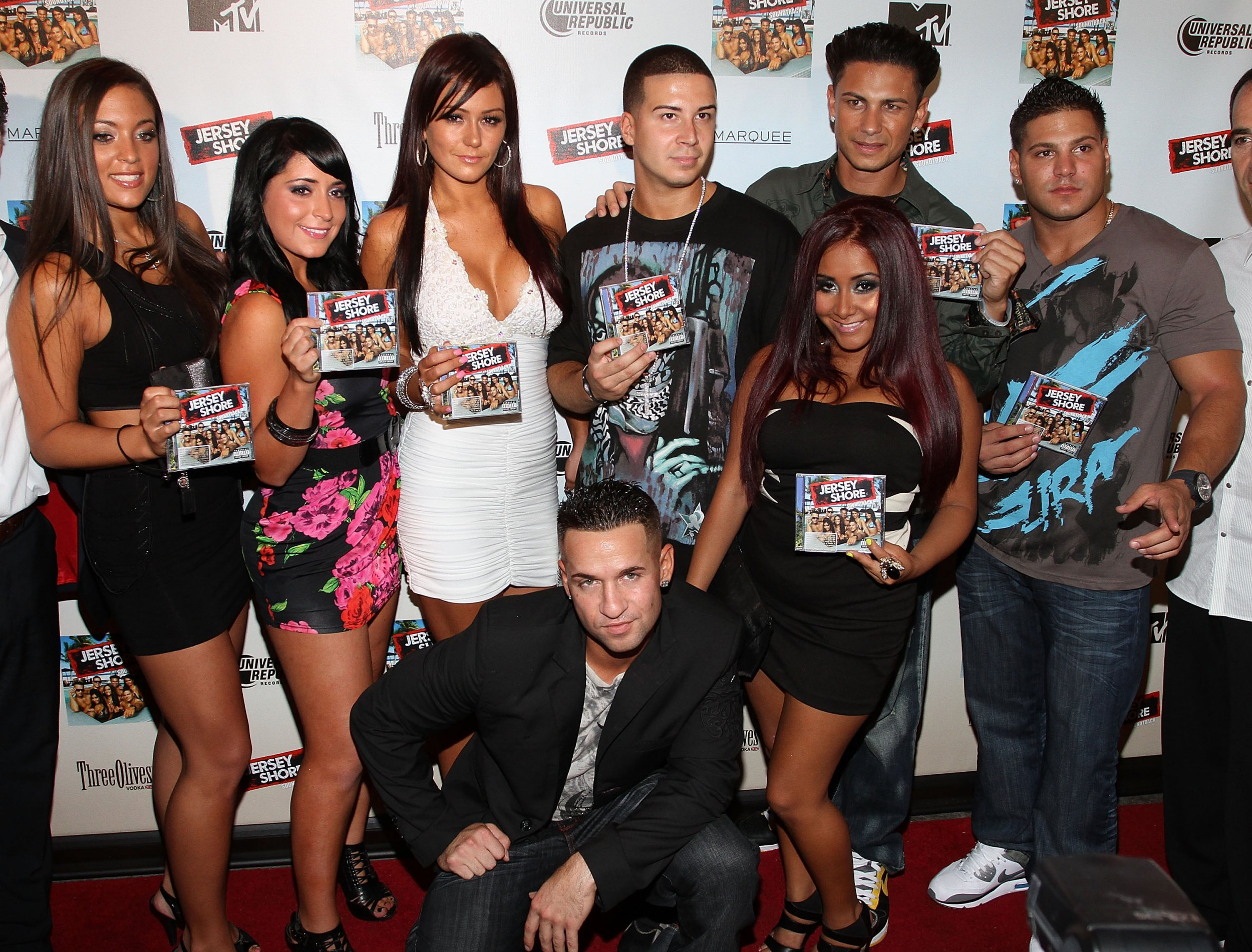 Jersey Shore cast are reuniting for a special 'documentary' in August