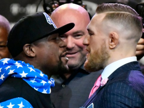 Mayweather v McGregor: What gloves are they wearing in Las Vegas fight?