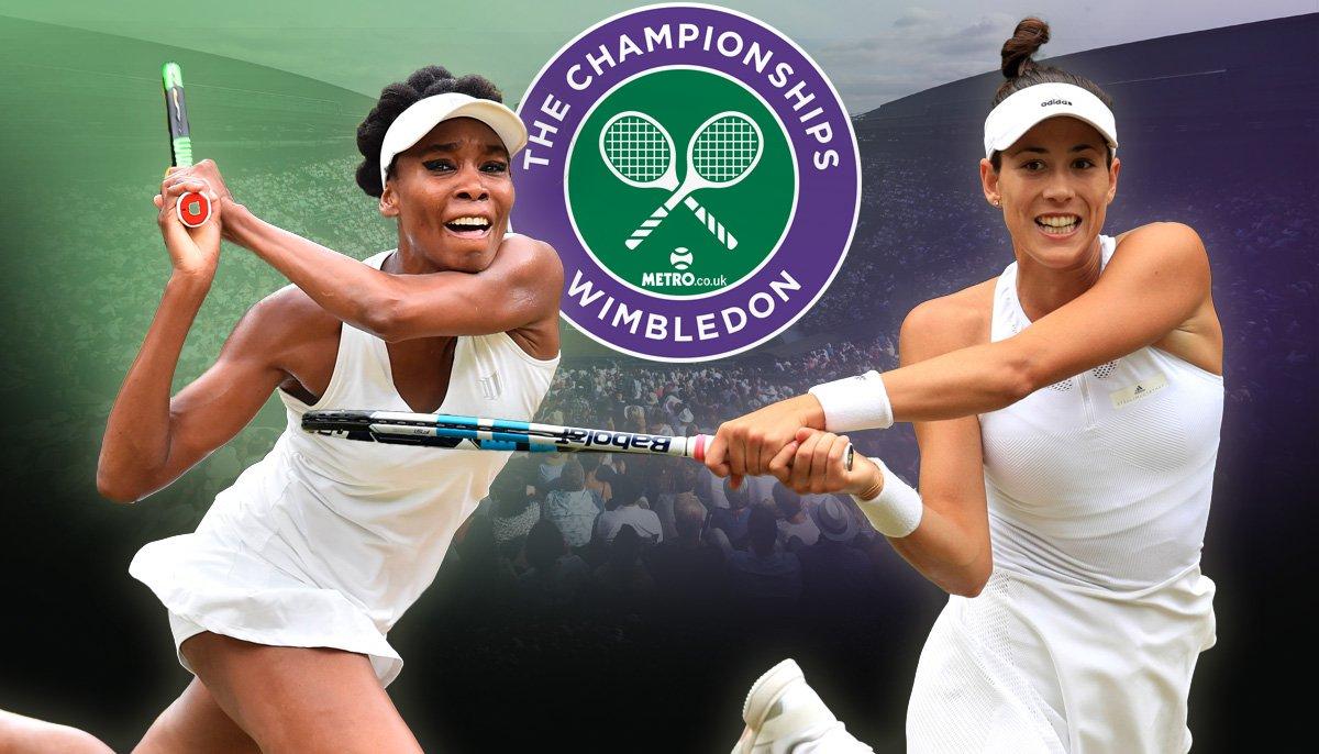 Wimbledon final preview: Garbine Muguruza v Venus Williams
