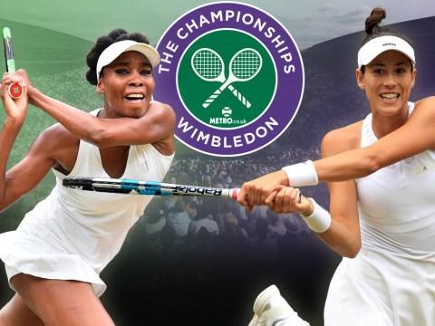Wimbledon women's final LIVE: Garbine Muguruza wins the title