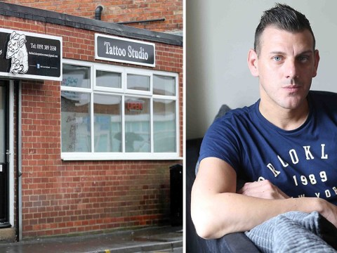 Man claims he was turned away from tattoo studio because he has HIV