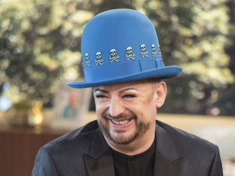 Boy George to sign first record deal in 22 years – and he promises new music